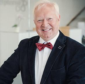 dr Janusz Świętosławski - photo