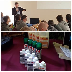 Photo from Conference of Slovakian Pest Control Specialists