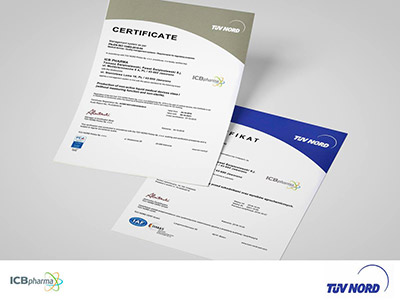 ISO Certificate - photo