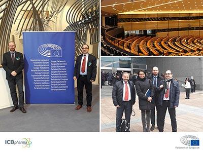 ICB Pharma in the European Parliament