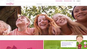 Nitolic screen strony internetowej