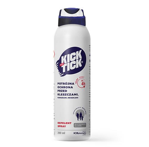 Kick The Tick Repelent - zdjęcie produktu