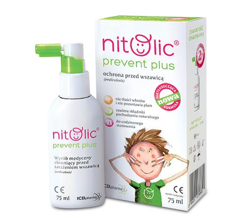 Nitolic prevent plus - zdjęcie produktu