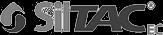 Siltac logo - czarno białe