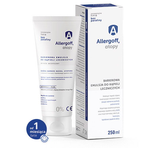 Allergoff atopy emulsja - zdjęcie produktu