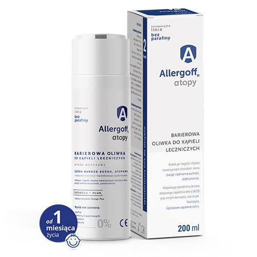 Allergoff atopy oliwka - zdjęcie produktu