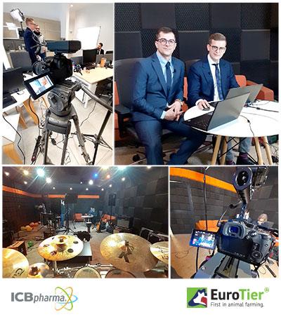 ICB Pharma podczas EuroTier 2021 - zdjęcie