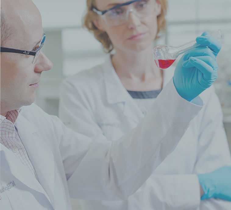 Zdjęcie prac w laboratorium