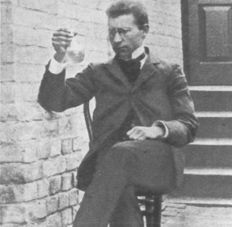Prof. Wojciech Świętosławski