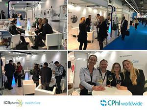 CPhI Worldwide 2017 in Frankfurt - zdjęcie
