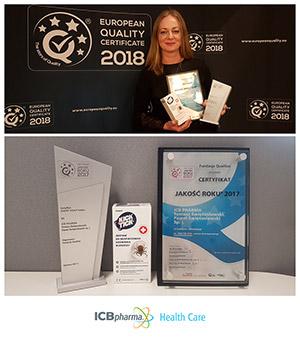 certyfikat jakość roku KTK - zdjęcie