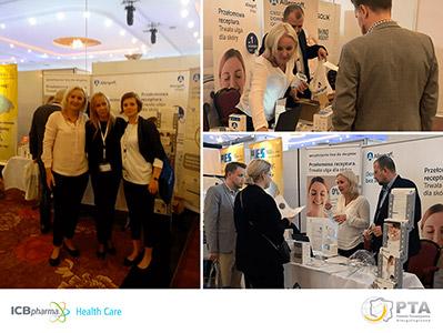ICB Pharma na Międzynarodowej Konferencji Alergologicznej w Mikołajkach