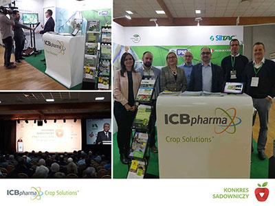ICB Pharma na Kongresie Sadowniczym - zdjęcie