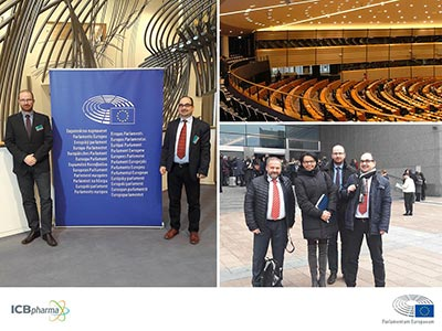 ICB Pharma in the European Parliament