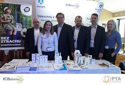 ICB Pharma na XI Konferencja Szkoleniowa PTA - zdjęcie